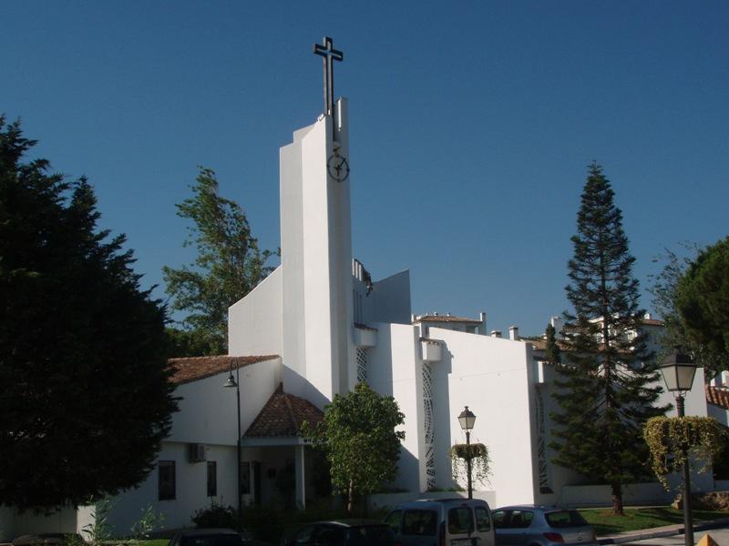 Parroquia de Las Chapas