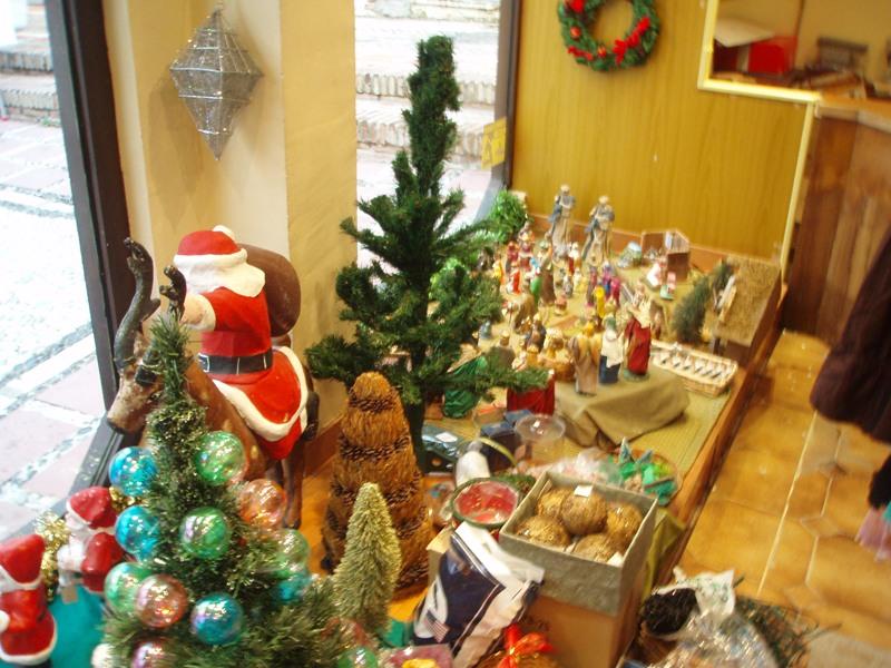 Al Baño Navidad Ha Llegado:Ya es Navidad en el casco antiguo de Marbella