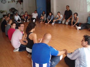 Un taller interactivo de coaching