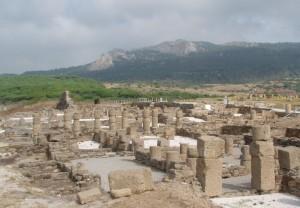 Los romanos eligieron bien su emplazamiento: Baelo Claudia