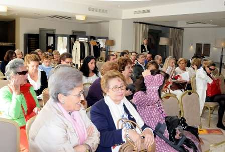 Convención de Voluntariado de Horizonte en noviembre de 2012: formación, motivación y convivencia