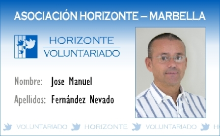 Carné de Voluntariado de Horizonte: #volunthori
