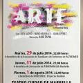 """Teatro a beneficio de Horizonte: """"Arte"""", de Yasmina Reza"""