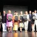Isabel García Bardón recibe el premio Marca Marbella otorgado a Horizonte