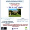 Próximo sábado torneo de golf a beneficio de Horizonte en el Aloha