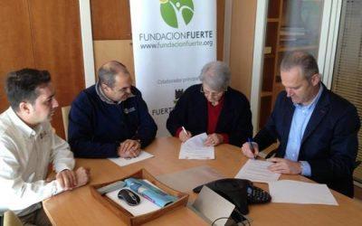 Horizonte firma un convenio de mantenimiento con Fuertemant, S.L.
