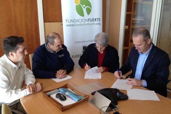 Horizonte firma un convenio de mantenimiento con for Convenio oficinas tecnicas