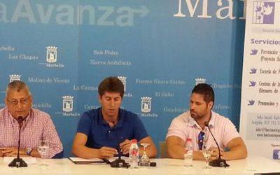 Rueda de Prensa para dar a conocer el Campeonato de Culturismo a favor de Horizonte