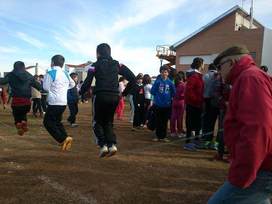 I Juegos Intergeneracionales Horizonte-Pivesport
