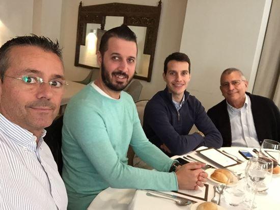 Voluntariado Horizonte en hotel Vincci