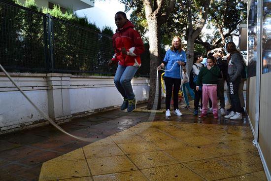II Juegos Intergeneracionales Horizonte-Pivesport