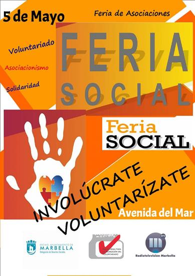 Cartel Feria Social 2017