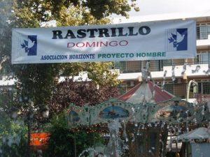 RASTRILLO BENÉFICO A FAVOR DE LA ASOCIACIÓN  HORIZONTE PROYECTO HOMBRE  MARBELLA