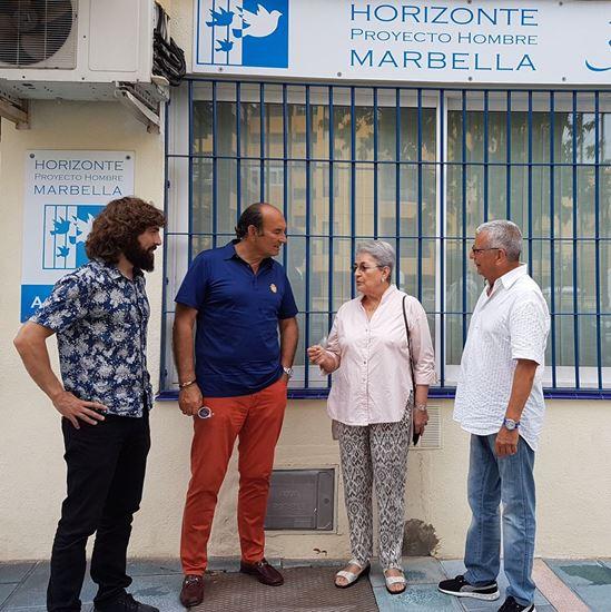 Cumpleaños de Félix Revuelta a favor de Horizonte