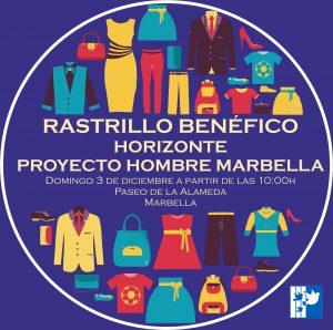 RASTRILLO BENÉFICO A FAVOR DE HORIZONTE PROYECTO HOMBRE MARBELLA
