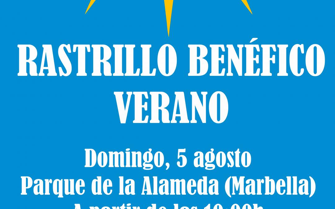 RASTRILLO BENÉFICO DE VERANO DE HORIZONTE PROYECTO HOMBRE MARBELLA