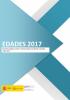 XII Encuesta sobre Alcohol y otras Drogas en España (EDADES)2017-2018