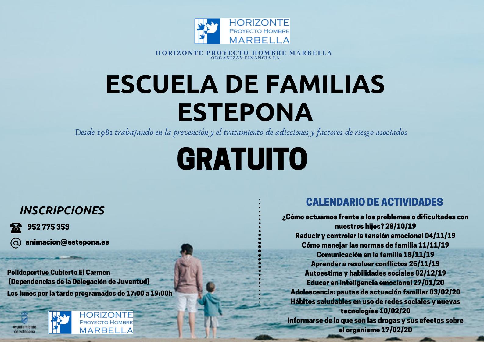 Cartel-Escuela-Familias-Estepona