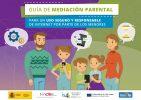 """""""Guía de uso seguro y responsable de Internet para profesionales de servicios de protección a la infancia"""