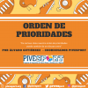 Naranja-Bordeado-Iconos-de-Fútbol-Invitación