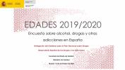 Resultados de la Encuesta sobre Alcohol y otras Drogas en España (EDADES) – 2019/20